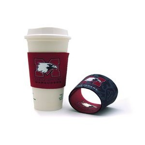 Reversible Full Color Reusable Coffee Cozy